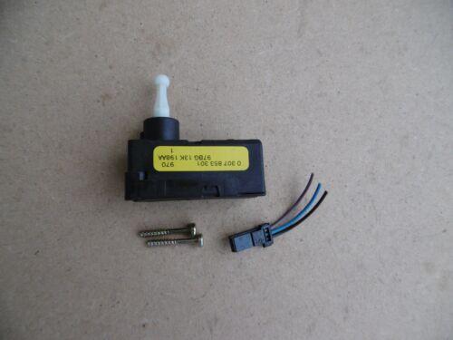 Stellmotor Ford Fiesta LWR Scheinwerfer 97BG13K198AA Mazda 0307853301 Courier