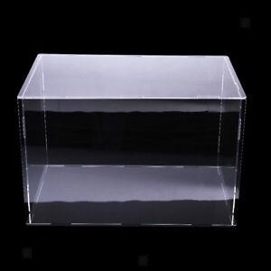 Boîte D'affichage Vitrine D'exposition - Acrylique Transparent 40x30x30cm
