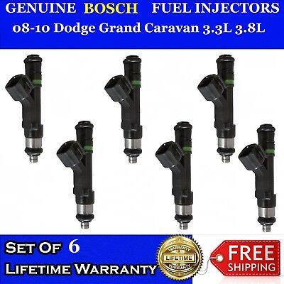 Genuine Bosch OEM Fuel Injector for Dodge 3.3L