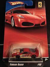 Hot Wheels Ferrari Racer F40 krg0282