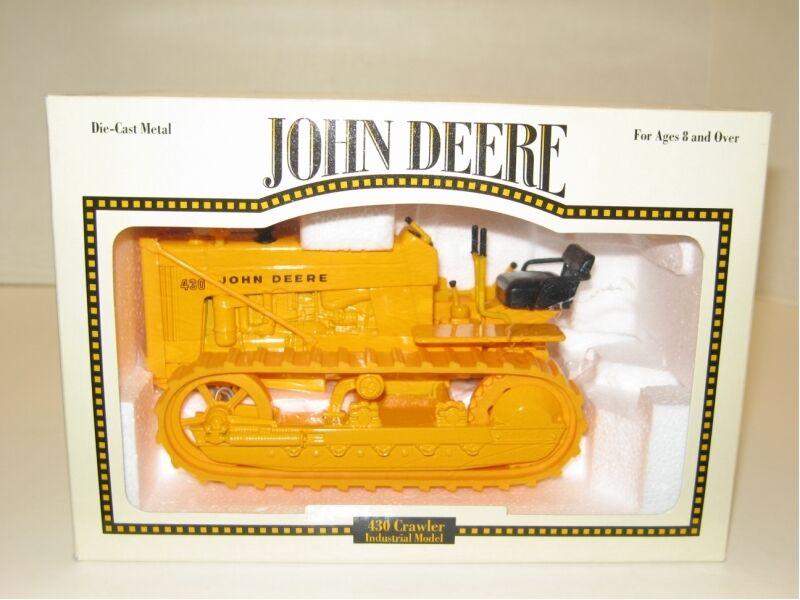 1 16 John Deere 430 Crawler Industrial Nuevo en Caja Envío Gratuito