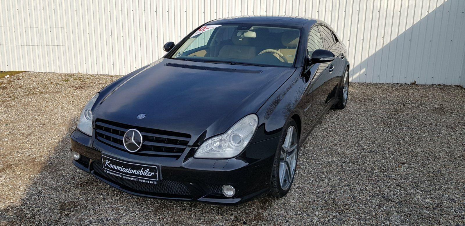 Mercedes CLS55 5,4 AMG aut. 4d - 295.900 kr.