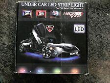 RaceSport LEDUNDERKIT under car led strip light kit NEW
