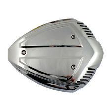 Wedge Luftfilter Chrom, für Harley - Davidson 88-99 mit Keihin CV - Vergaser