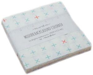 Modern-BG-Colorbox-Moda-Charm-Pack-42-100-Cotton-5-034-Precut-Fabric-Quilt-Squares