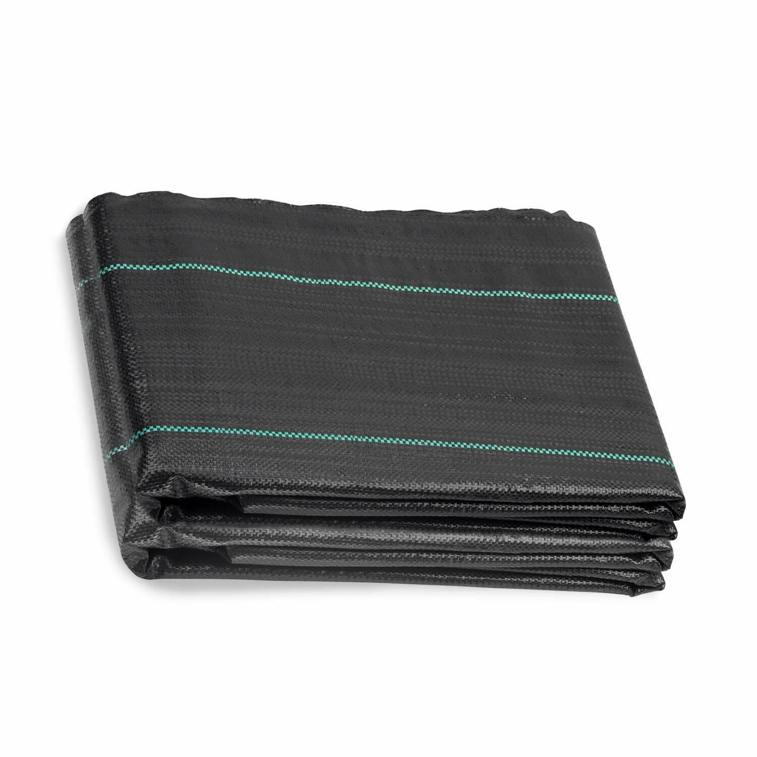 ANSIO Weed Membrane, Ground Cover, UV Stabilized - Weed Suppressant membrane