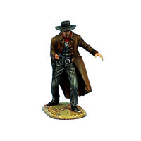 Ww002 Gunfighter In Duster With Pistol By First Legion