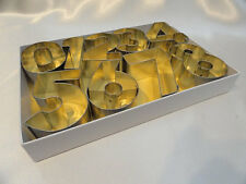 Educational 123 Numbers Cookie Cutter Set Baking Fun Cookies You Can Count on