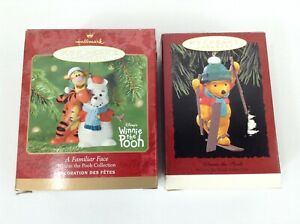 Tigger Christmas Ornaments.Details About Hallmark Disney Winnie The Pooh Tigger Christmas Ornament With Original Boxes