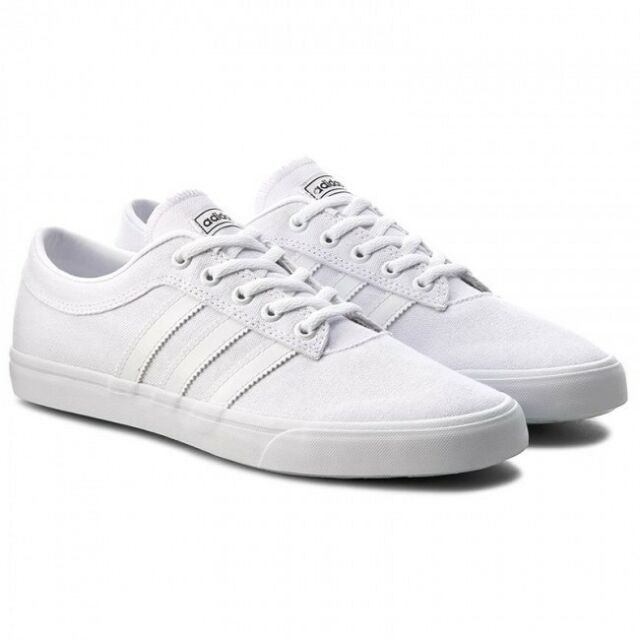 Adidas Originals Sellwood (BB8691) Athletic Sneakers Skateboard Chaussures Blanc