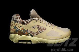 14 Dark Germany Sp Size Khaki Bamboo Air 616713 Nike Camo Max 180 qw44UZ