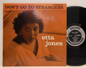 Etta Jones        Don´t go to strangers         Prestige        NM # 62