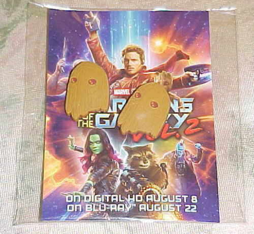 Marvel Guardians of the Galaxy Vol 2 BABY GROOT EARBUD CHARMS