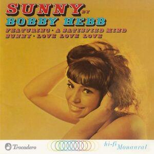 BOBBY HEBB - SUNNY VINYL LP NEW+