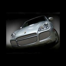 Porsche Cayenne Mesh Grille PKG Grill 03-2006 Turbo Black or Chrome Available