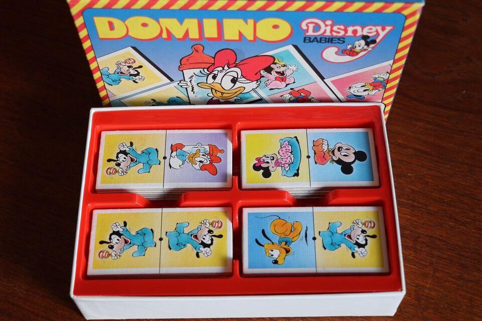 Disney Babies Domino, Domino, andet spil