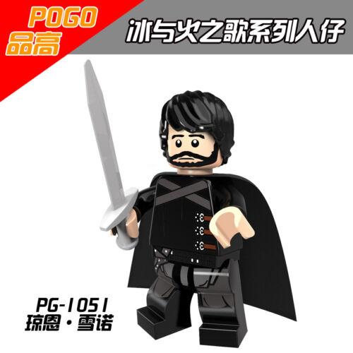 PG1051 POGO #1051 Fiction Game Compatible Rare New Custom Gift #H2B