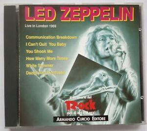 LED-ZEPPELIN-live-in-london-1969-ITALY-CD-ARMANDO-1991