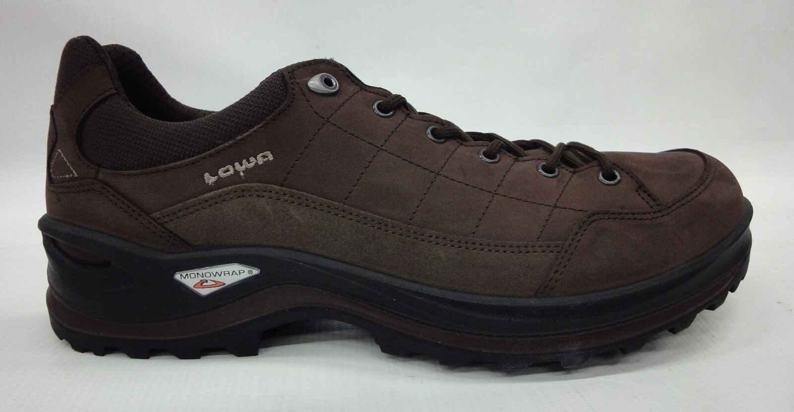 Lowa Mens Renegade III GTX Lo shoes 310960 4285 Espresso Brown Size 8