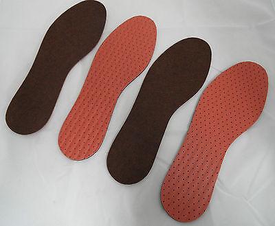 5 Paar Einlegesohlen Geruchsstopper Komfortsohlen Frischeduft Schuheinlagen DE
