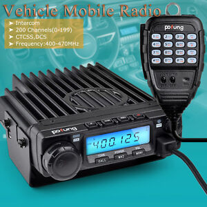 Baofeng-BF-9500-Mobile-Transceiver-car-Radio-UHF-400-470MHz-200CH-CTCSS-DCS