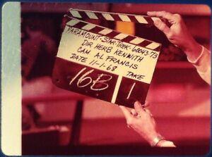 Star-Trek-TOS-35mm-Film-Clip-Slide-Lights-of-Zetar-Clapper-Board-Bridge-3-18-42