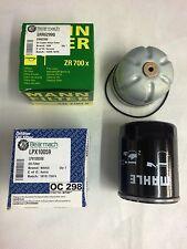 Land Rover Defender TD5 OEM Kit de Filtro de aceite y rotor-OEM LPX100590G ERR6299G