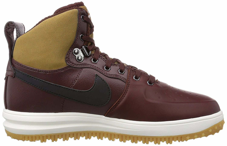 Nike lunar vigore 1 uomini scarpe scarpe uomini stivali - 8 (654481-200) bruno / nero / bianco 7ed217