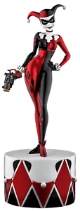 BATMAN  The Animated Series - Harley Quinn 15  Metallic Variant Statue (Ikon)