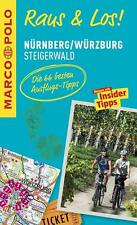 MARCO POLO Raus & Los! Nürnberg, Würzburg, Steigerwald UNGELESEN statt 12,99