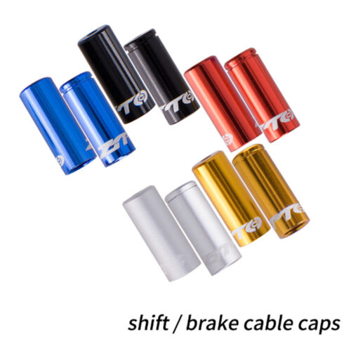 Cycle Brake Cable End Caps Ferrules 4//5mm POPULAR SIZED FIT ANY CABLE#