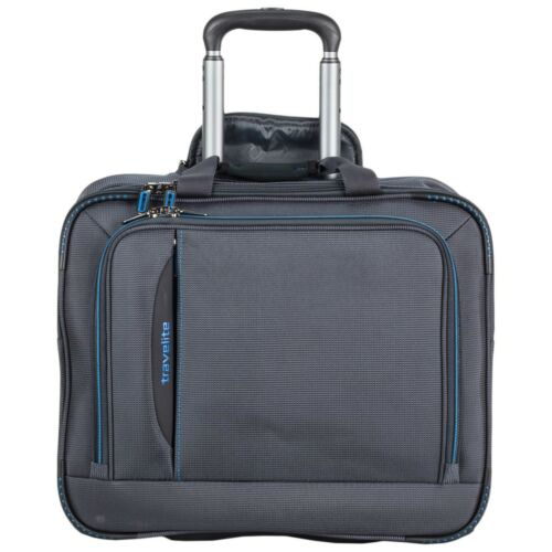 Travelite CrossLITE Businesswheeler Laptop Business Trolley bis 17,3 zoll 089506