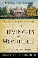 The Hemingses of Monticello: An American Family, Annette Gordon-Reed, Good Book