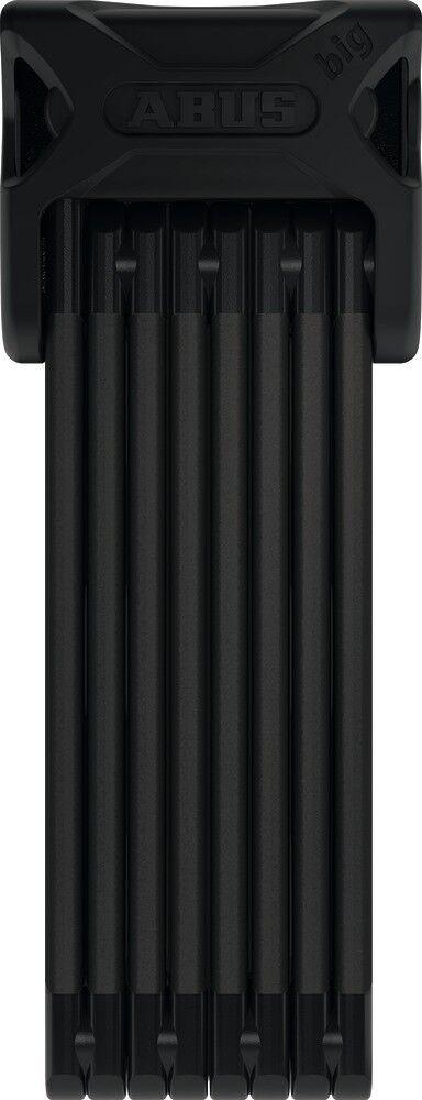 Fahrradschloss ABUS Bordo schwarz Big 6000/120 Faltschloss schwarz Bordo 4931b5
