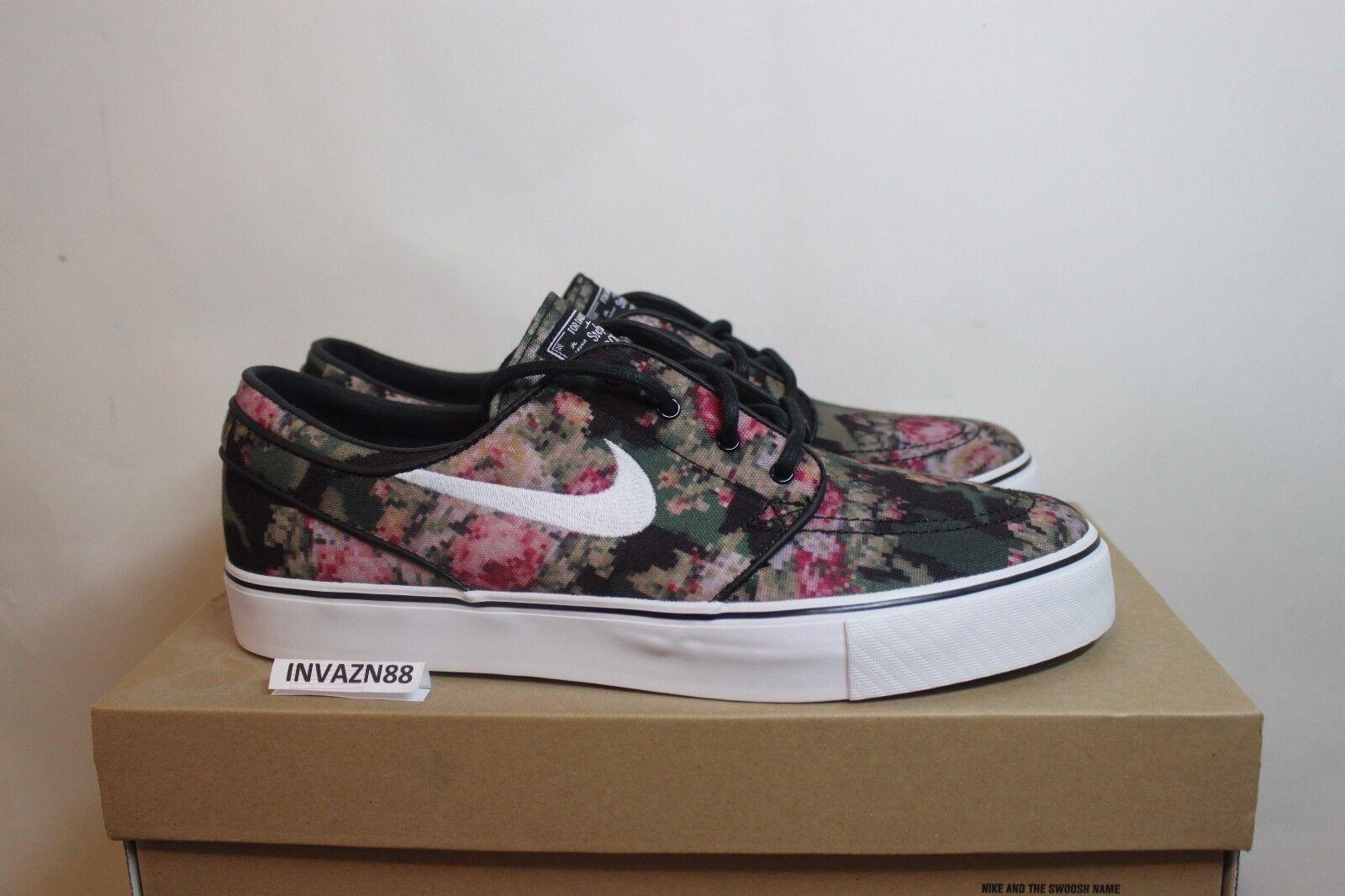 Nike Zoom SB Stefan Janoski PR Digi Camo 482972 hombres floral 900 talla 9 nuevos zapatos para hombres 482972 y mujeres, el limitado tiempo de descuento 57531a