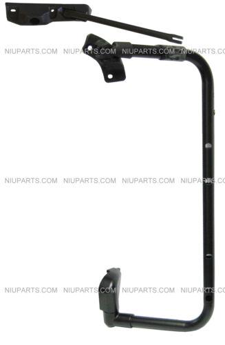 Bracket Arm Passenger Side for Volvo VNL Door Mirror Power Heated Black