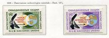 19085) UNITED NATIONS (New York) 1968 MNH** Meteorology