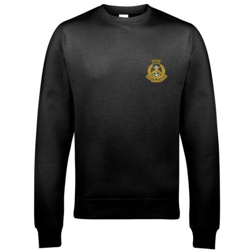 Royal Navy Gunnery Branch Sweatshirt
