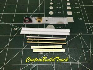 Details About Custom Dcp Kenworth K100 Cabover Extended Sleeper 2 1 2 Stretch Frames Kit 1 64