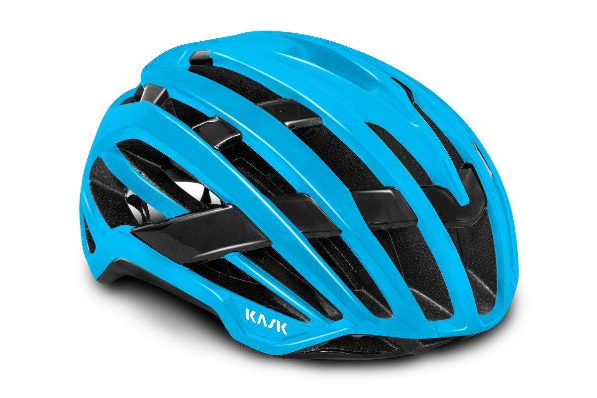Kask valegro helmet light bluee