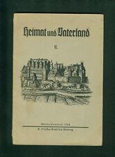 Heimat und Vaterland II. Hans Wahrheit 1932 Geschichte Kinder des Volkes Bilder