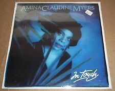 AMINA CLAUDINE MYERS - In Touch - Novus 3064-1 N SEALED