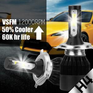 XENTEC-LED-HID-Headlight-Conversion-kit-H4-9003-6000K-1998-1999-Honda-EV-Plus