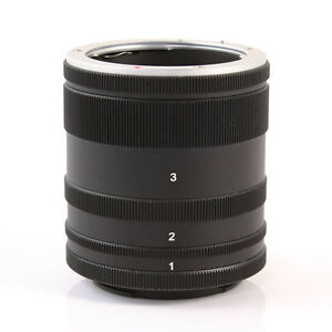 Macro-Extension-Tube-Ring-For-Sony-E-Mount-NEX-Camera-Lens-A7-A7R-S-A5100-A6000