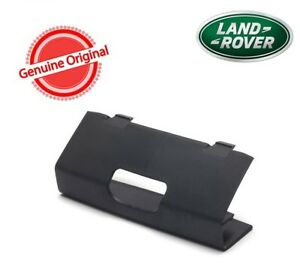 06-09 Range Rover Front Bumper Spoiler Towing Eye Hook Cover Genuine New