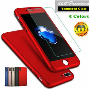 hot sale online 8fdc4 b9827 Details about Phone Case For OPPO F7 F5 R15 R9 Oppo A3 A59 Full Protective  360° Cover + Glass