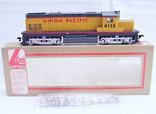 "Lima HO 1:87 USA ""UNION PACIFIC"" ALCO CLASS C 420 Diesel Locomotive 4115 MIB`85!"