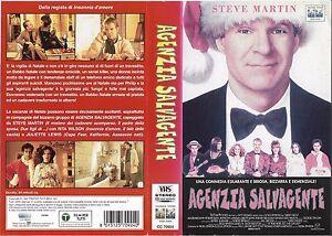 AGENZIA-SALVAGENTE-1994-vhs-ex-noleggio