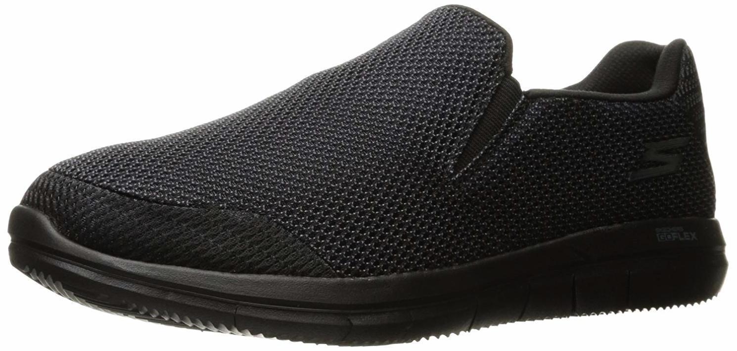 Skechers Para Hombre Zapato Flex 2-54015 caminando, Go-elegir talla Color