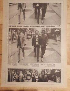 Jam-news-of-the-world-tour-1978-press-advert-Full-page-28-x-39-cm-poster